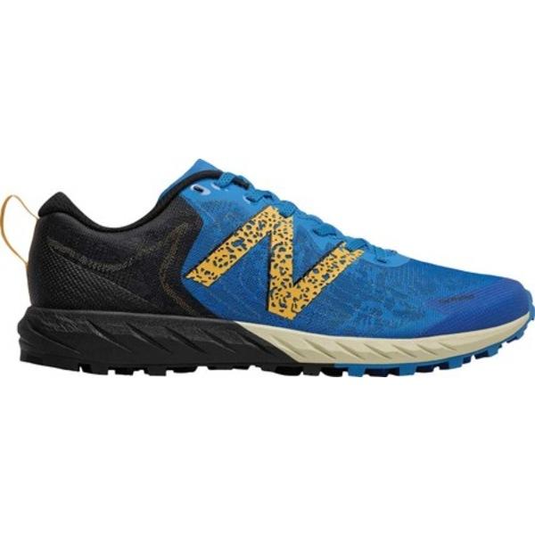 ニューバランス メンズ スニーカー シューズ Summit Unknown v2 Trail Running Shoe Neo Classic Blue/Varsity Gold