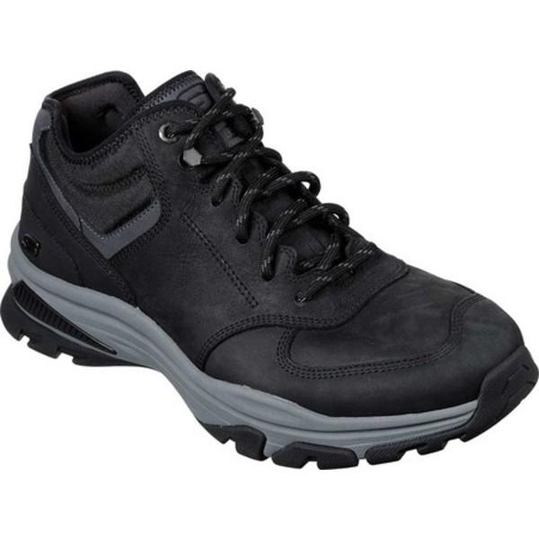 スケッチャーズ メンズ スニーカー シューズ Relaxed Fit Ralcon Torado Sneaker Black