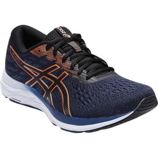アシックス メンズ スニーカー シューズ GEL-Excite 7 Running Sneaker Black/Pure Bronze