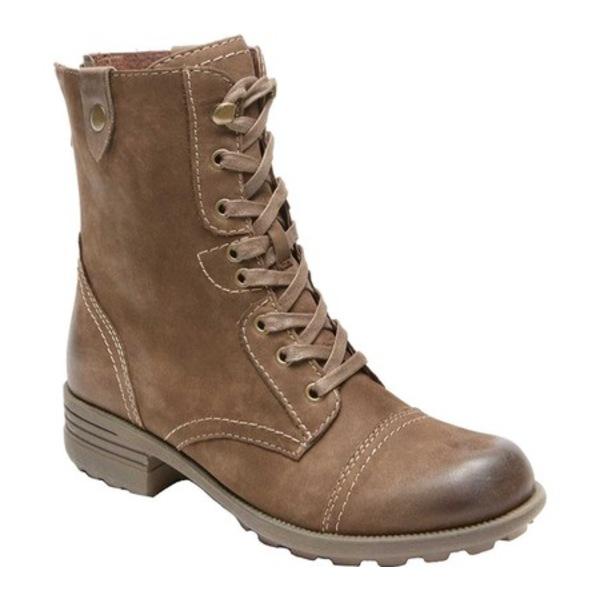 ロックポート レディース スニーカー シューズ Cobb Hill Bethany Boot Stone Full Grain Leather
