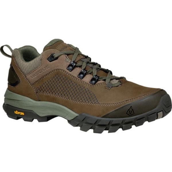 バスク メンズ ブーツ&レインブーツ シューズ Talus Extended Terrain Low Trail Shoe Brindle/Dusty Olive