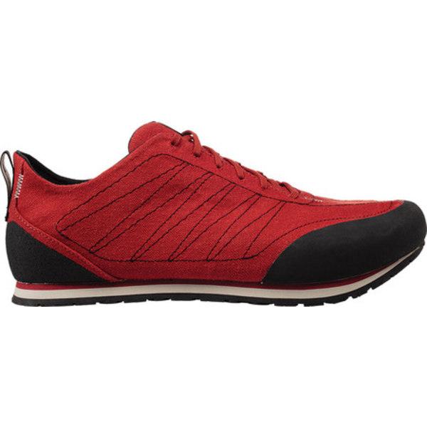 アルトラ メンズ スニーカー シューズ Wahweap Trail Shoe Red