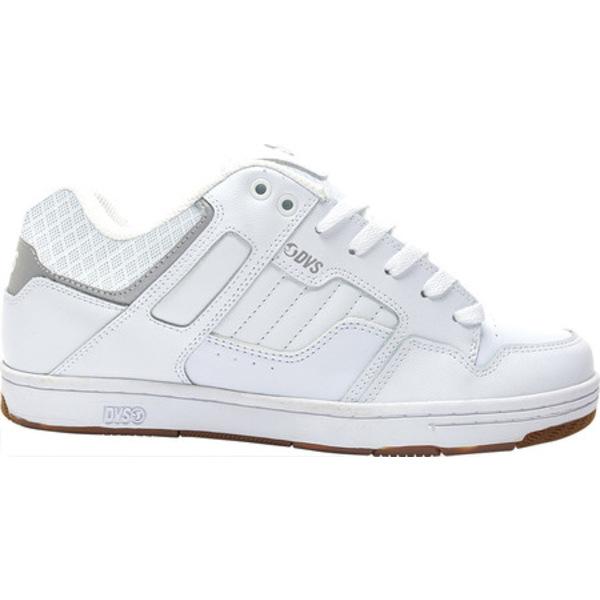 ディー・ブイ・エス メンズ スニーカー シューズ Enduro 125 Sneaker White Leather