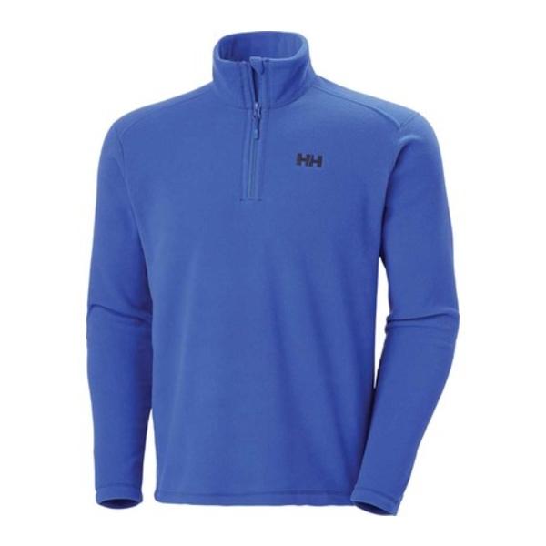 ヘリーハンセン メンズ ジャケット&ブルゾン アウター Daybreaker 1/2 Zip Fleece Royal Blue