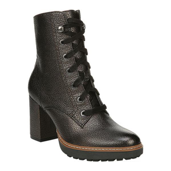 ナチュライザー レディース ブーツ&レインブーツ シューズ Callie Ankle Boot Bronze Metallic Leather