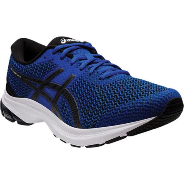 アシックス メンズ スニーカー シューズ GEL-Kumo Lyte MX Running Sneaker Tuna Blue/Black