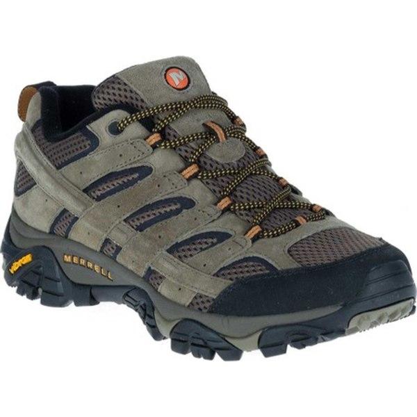 メレル メンズ ブーツ&レインブーツ シューズ Moab 2 Vent Hiking Shoe Walnut