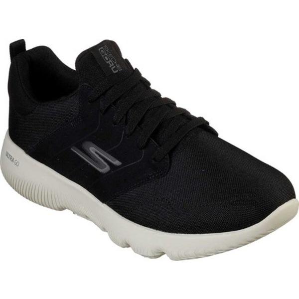 スケッチャーズ メンズ スニーカー シューズ GOrun Focus Running Shoe Black