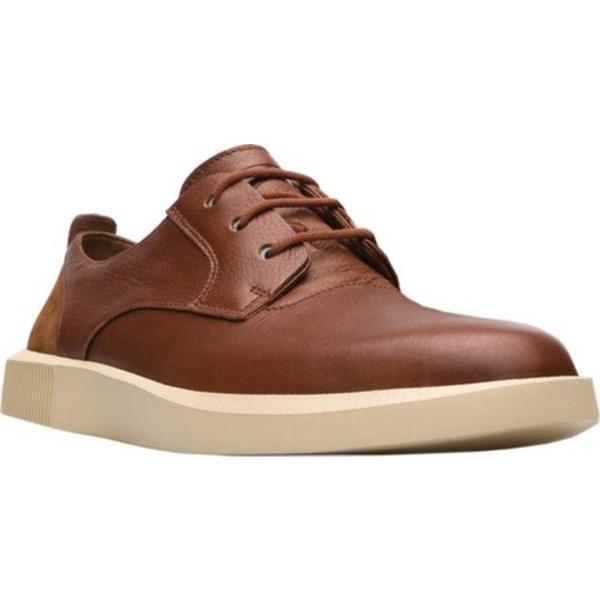 カンペール メンズ ドレスシューズ シューズ Bill Oxford Medium Brown Full Grain Leather/Nubuck