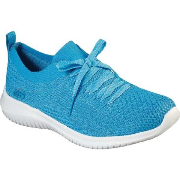 スケッチャーズ レディース スニーカー シューズ Ultra Flex Sugar Bliss Sneaker Blue