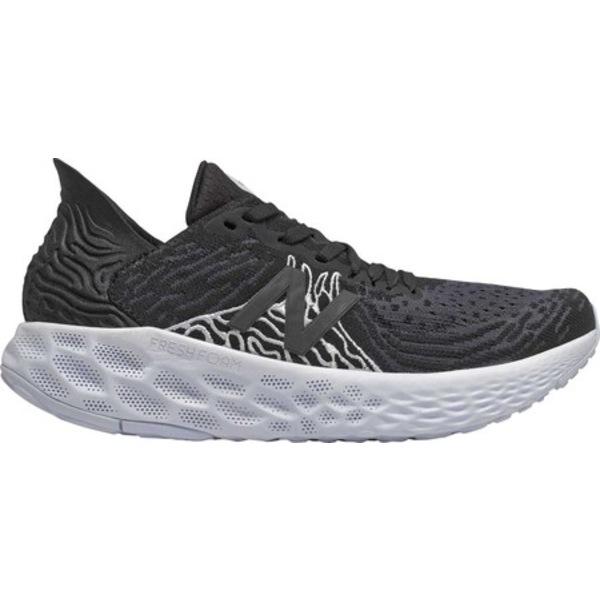 ニューバランス レディース スニーカー シューズ Fresh Foam 1080v10 Running Shoe Black/Outerspace