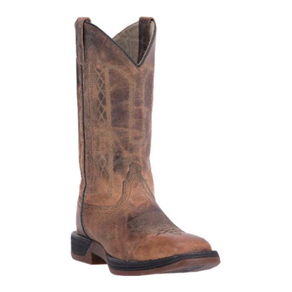 ラレド メンズ ブーツ&レインブーツ シューズ Bennett Cowboy Boot 7454 Tan Distressed Leather