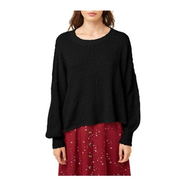 オニール レディース パーカー・スウェットシャツ アウター Seaport Sweater Pullover Black