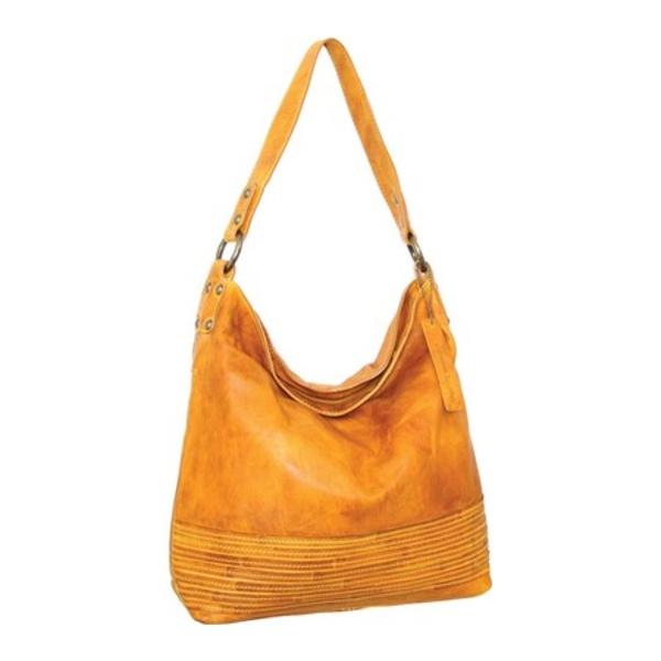 ニノボッシ メンズ ビジネス系 バッグ Janelle Shoulder Bag Mustard