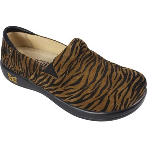 アレグリア レディース スニーカー シューズ Keli Pro Clog Leopard Leather