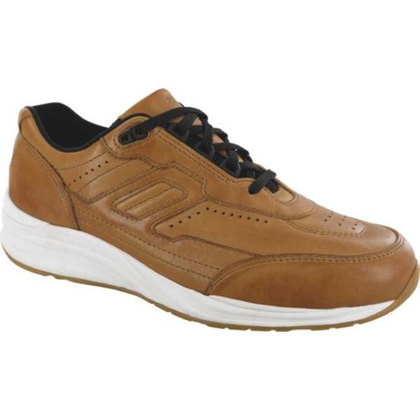 エスエーエス メンズ スニーカー シューズ Journey Lux Sneaker Hazel Leather