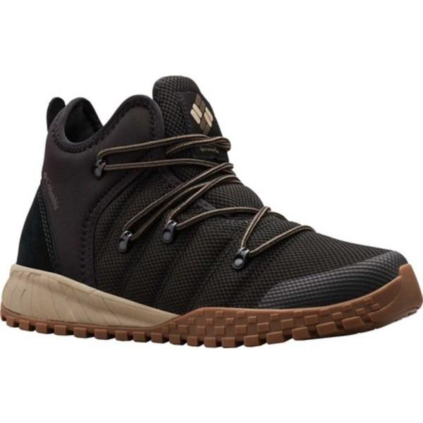 コロンビア メンズ スニーカー シューズ Fairbanks 503 Sneaker Black/Mud