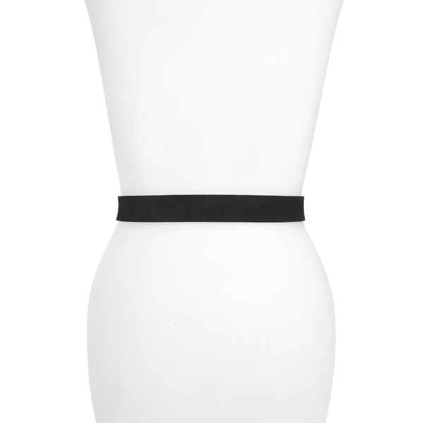 ラグアンドボーン レディース ベルト アクセサリー rag & bone The Wingman Leather Belt Black