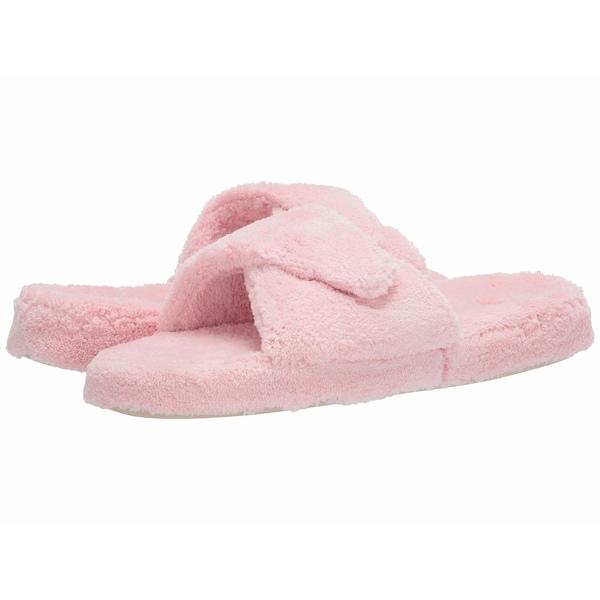 エイコーン レディース サンダル シューズ Spa Slide II Pink