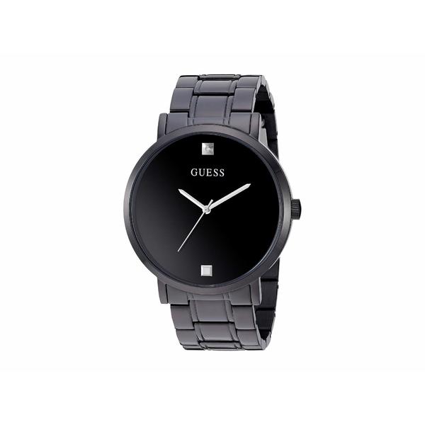 ゲス メンズ 腕時計 アクセサリー U1315G3 Black