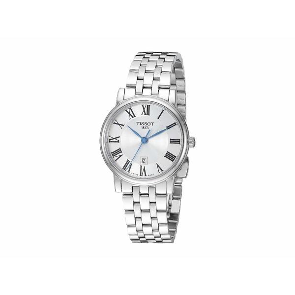ティソット レディース 腕時計 アクセサリー Carson Premium Lady - T1222101103300 Grey