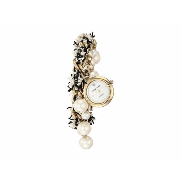 アンクライン レディース 腕時計 アクセサリー Charm Watch Gold-Tone