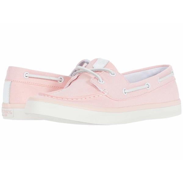 スペリー レディース デッキシューズ シューズ Sailor Boat Chambray Pink