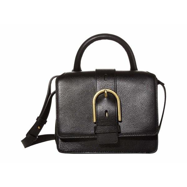 フォッシル レディース ハンドバッグ バッグ Wiley Tote Handbag Black