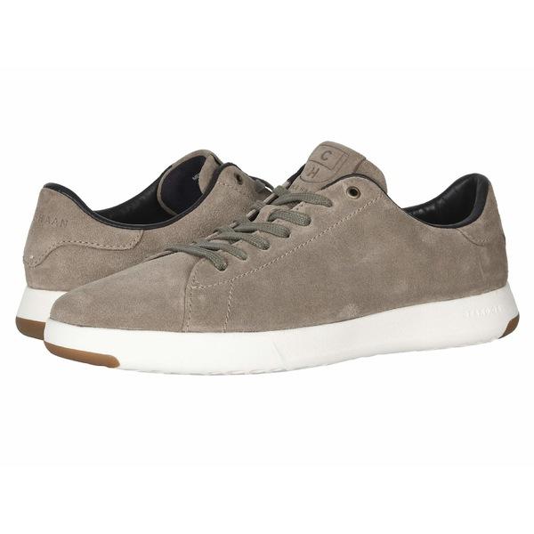 コールハーン メンズ スニーカー シューズ GrandPro Tennis Sneaker Soft Sage Suede