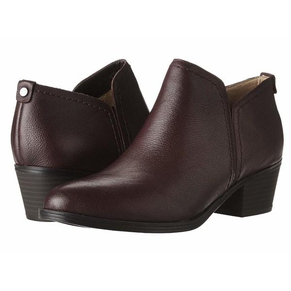 ナチュライザー レディース ブーツ&レインブーツ シューズ Zarie Aubergine Tumbled Leather