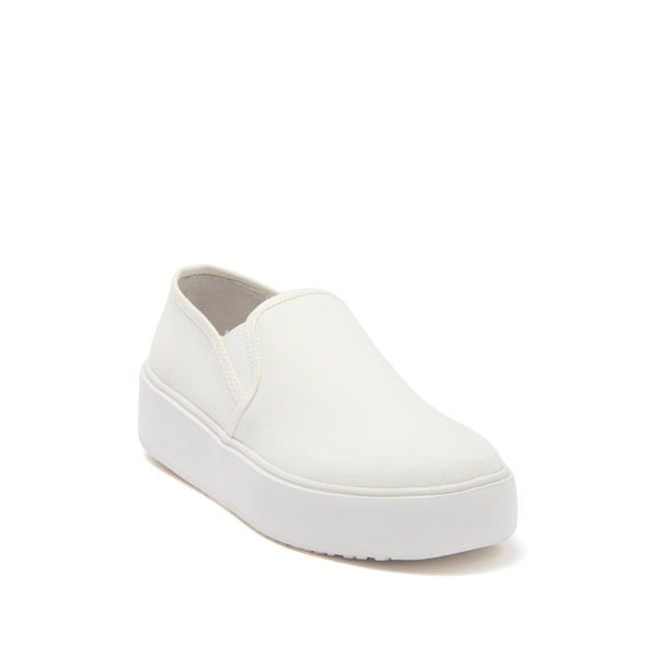 スティーブ マデン レディース シューズ 期間限定特別価格 スーパーセール スニーカー WHITE 全商品無料サイズ交換 Sneaker Rogue Platform Slip-On