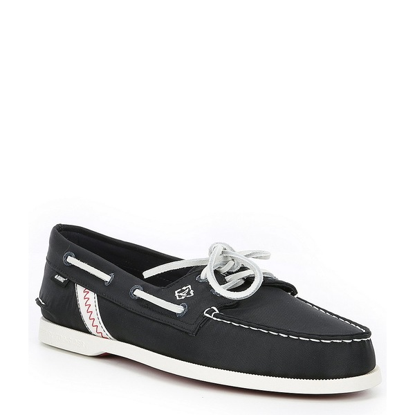 スペリー メンズ デッキシューズ シューズ Men's Authentic Original 2-Eye BIONIC Boat Shoe Navy