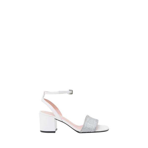 ポリーニ レディース サンダル シューズ Pollini Silver Sandals Argento