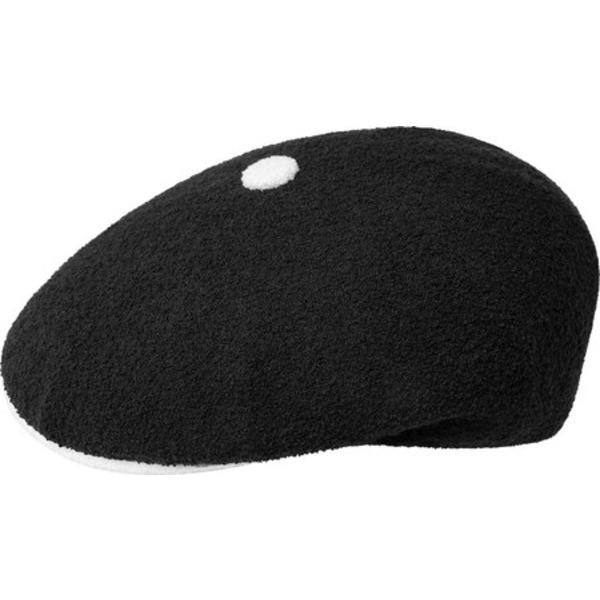 カンゴール メンズ アクセサリー 専門店 帽子 Black 全商品無料サイズ交換 Flat Bermuda 奉呈 Galaxy Cap 2-Tone
