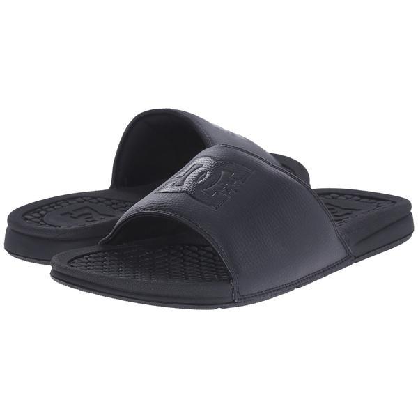 Black/Black/Black メンズ サンダル Bolsa シューズ ディーシー