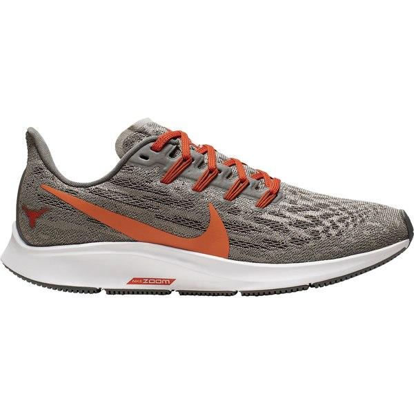 ナイキ レディース スニーカー シューズ Nike Women's Texas Air Zoom Pegasus 36 Running Shoes GreyOrange