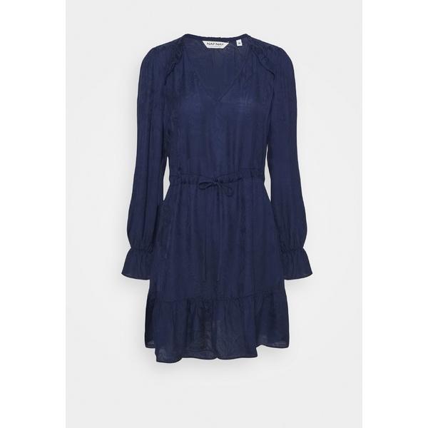 ナフ レディース 高級 トップス ワンピース bleu 半額 marine dress MINERVA Day 全商品無料サイズ交換 - comx00fc
