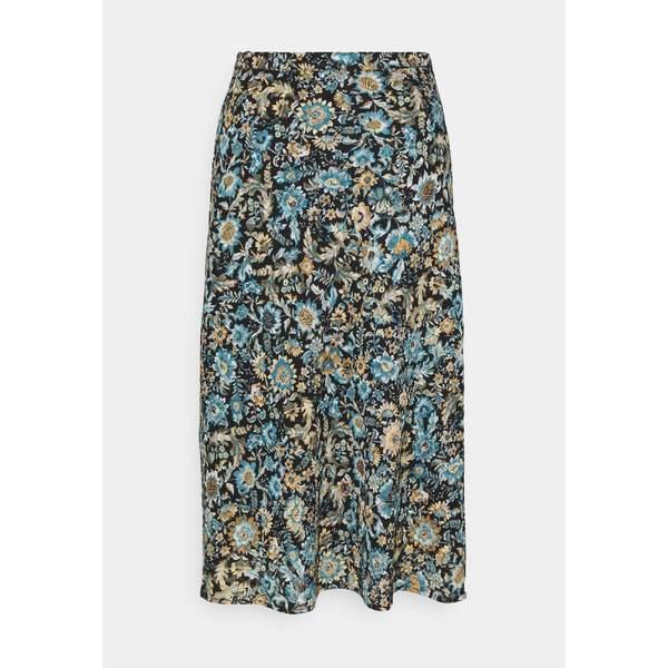 ソークドインラグジュアリー レディース ボトムス スカート victorian tapestry blue MELVINE comx0102 正規品 skirt Maxi 全商品無料サイズ交換 ランキング総合1位 SKIRT -