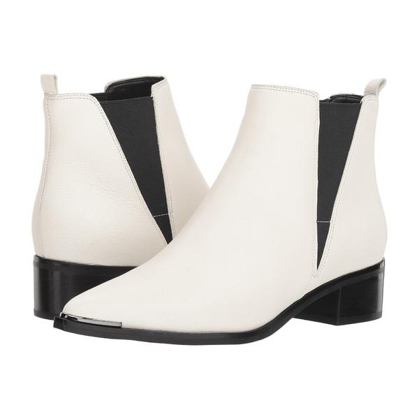 マーク・フィッシャー レディース ブーツ&レインブーツ シューズ Yale Ivory Leather