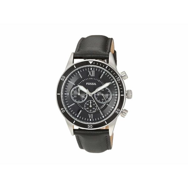 フォッシル メンズ 腕時計 アクセサリー 43 mm Flynn Sport BQ2228 Black