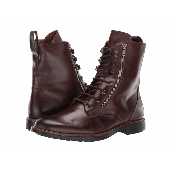 マッシモマッテエロ メンズ ブーツ&レインブーツ シューズ Side Zip Boot Caf