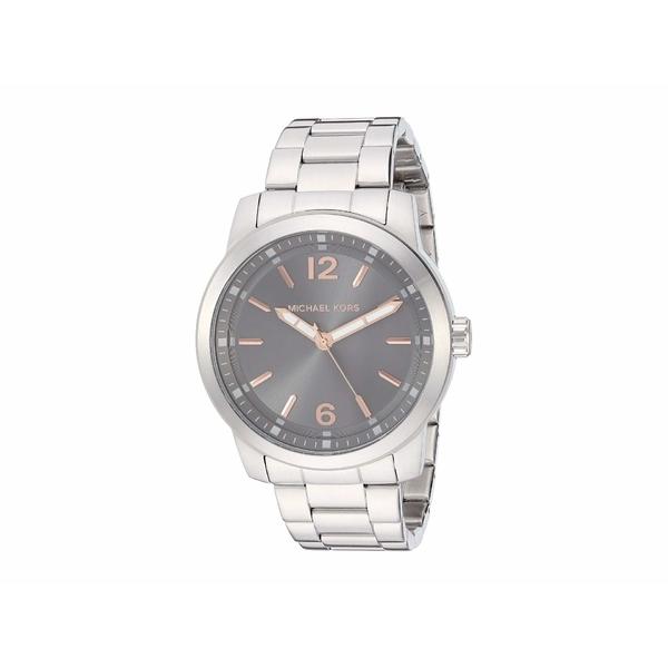マイケルコース メンズ 腕時計 アクセサリー Vonn Silver