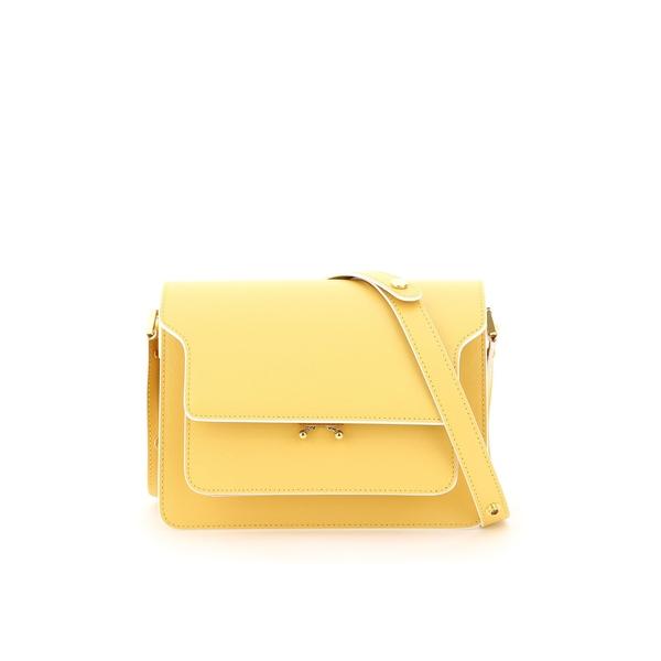 マルニ レディース バッグ ショルダーバッグ - 全商品無料サイズ交換 Medium Shoulder Trunk 最安値 Bag 直送商品 Marni
