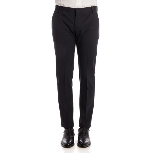 アントレ アミ メンズ カジュアルパンツ ボトムス Entre Amis Virgin Wool Blend Trousers -