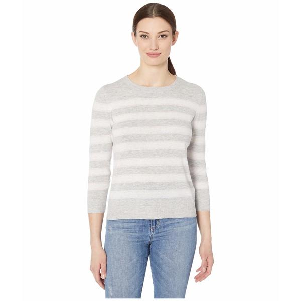 リラピー レディース ニット&セーター アウター Striped Crew Neck Sweater Lilac Stripe