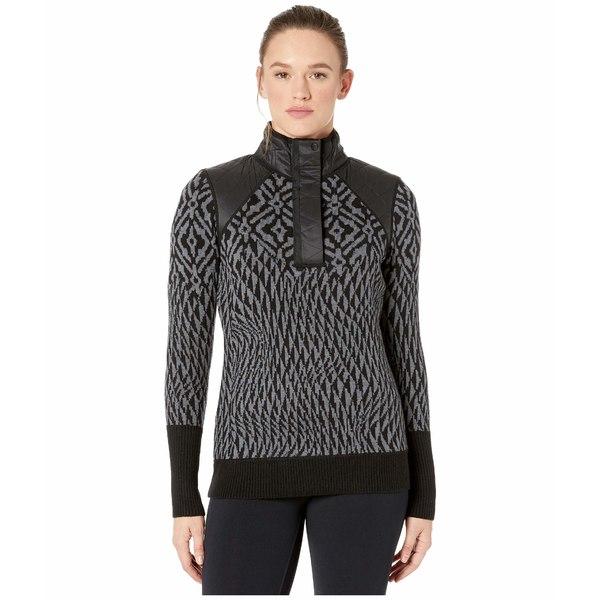 スマートウール レディース ニット&セーター アウター Ski Ninja Pullover Sweater Black