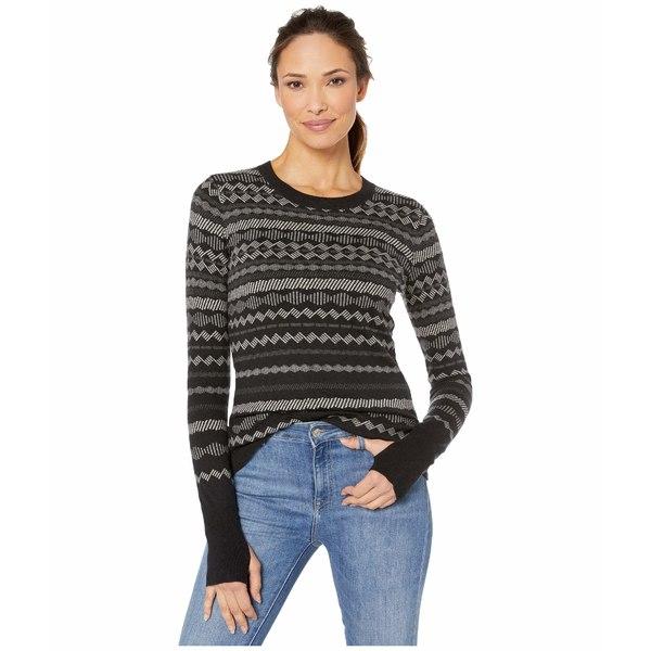 オバマイヤー レディース ニット&セーター アウター Reece Ski Sweater Black