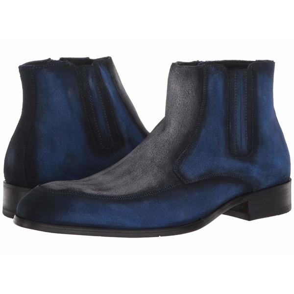 カルッチ メンズ ブーツ&レインブーツ シューズ Wynn Blue