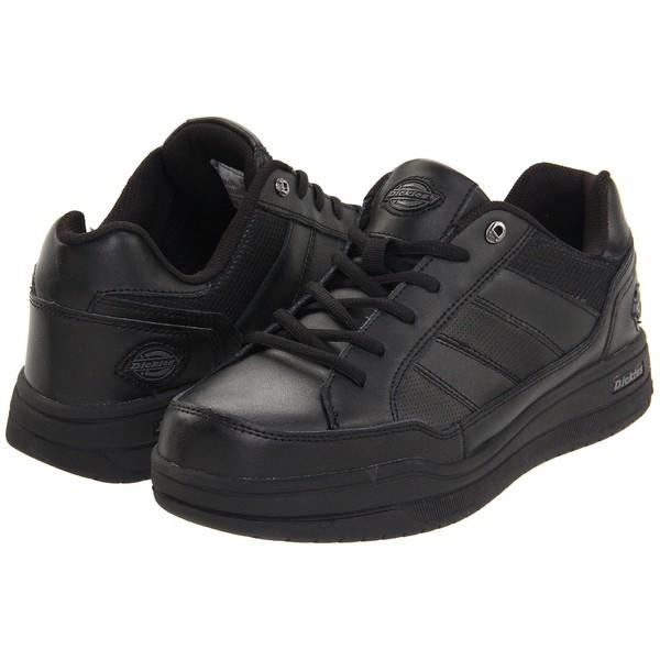 ディッキーズ レディース オックスフォード シューズ Athletic Skate Black