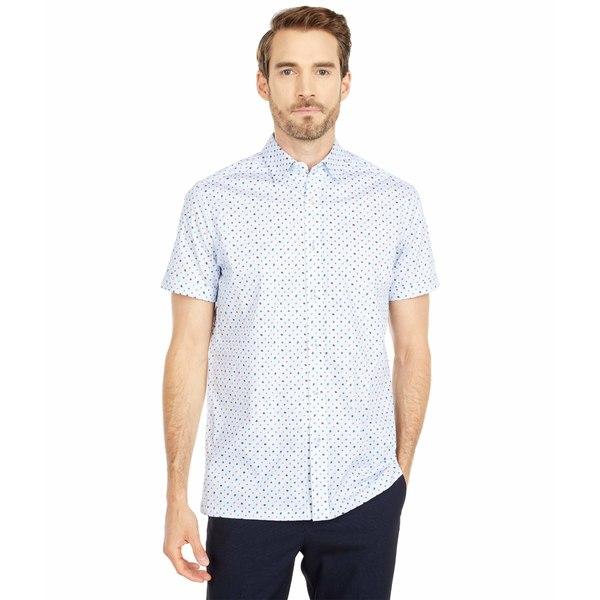 ロバートグラハム Button-Up Ambrogi Blue トップス メンズ シャツ Shirt